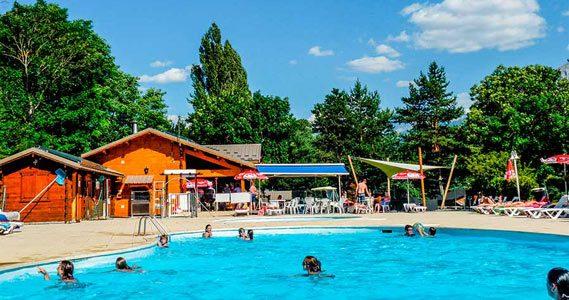 Camping avec piscine Alpes de Haute Provence