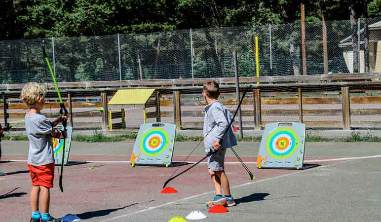 Animations camping en Hautes Alpes