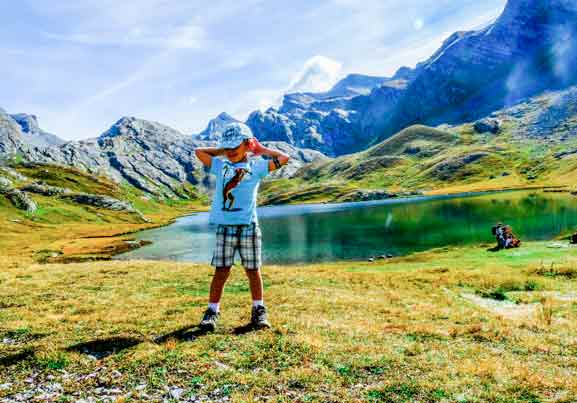 Emplacement camping Hautes Alpes