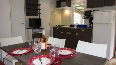 location mobil-home 3 chambres haute provence