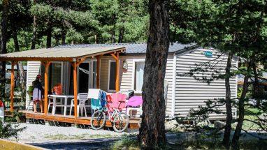 Location mobil-home Hautes Alpes