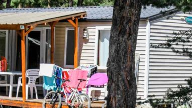 Location mobil-home Hautes Alpes