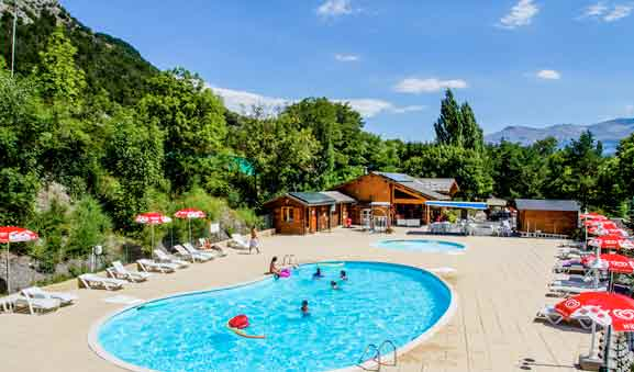 Services camping Hautes Alpes