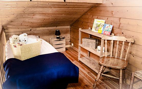 camping avec location de chalet en Alpes de Haute Provence