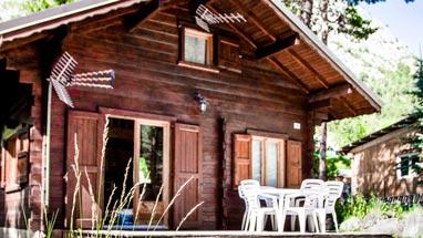 location chalet paca
