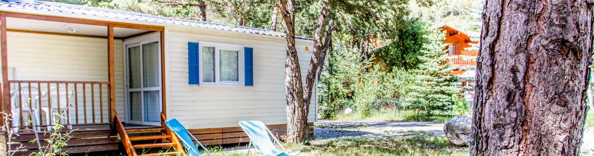 location cottage mediterraneen camping paca