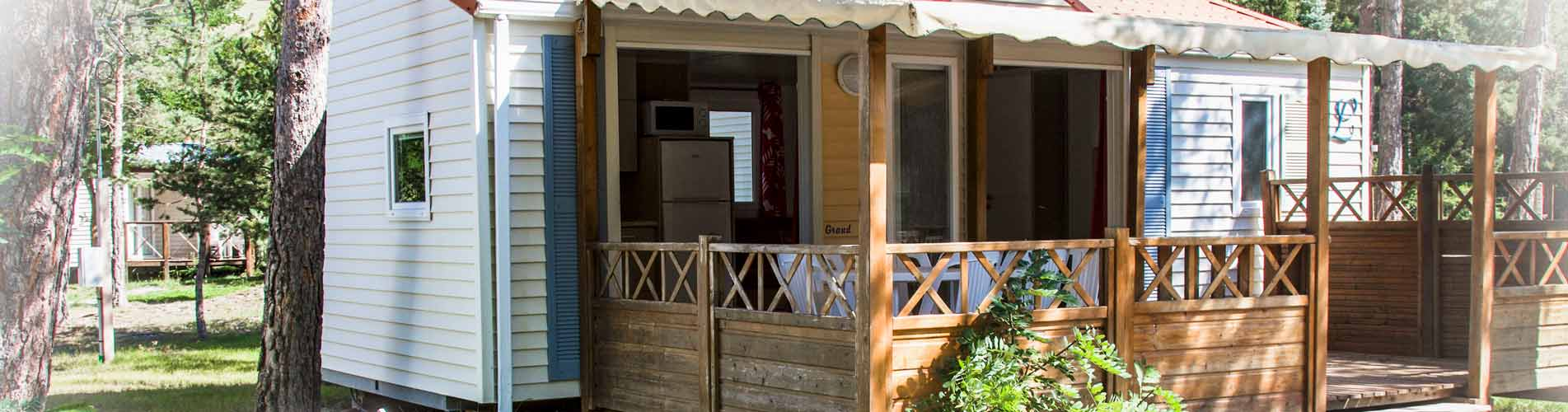 location mobil-home cocoon haute-provence