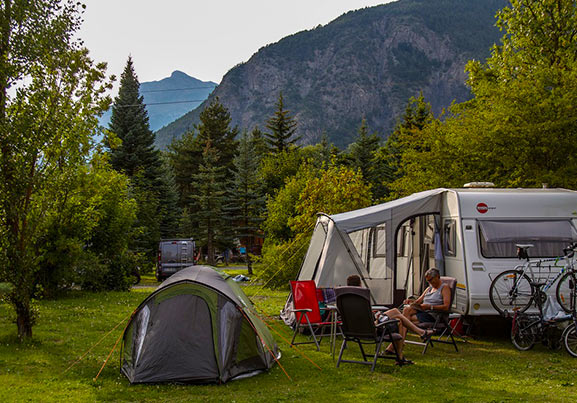 camping tente alpes haute provence