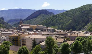 Camping Digne-les-Bains